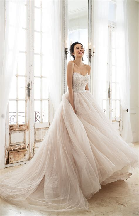 Wedding Dresses For by Tolli For Mon Cheri Bridal Wedding Dress