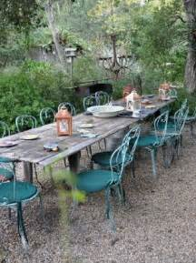 Backyard Table Two Men And A Little Farm Inspiration Thursday Outdoor