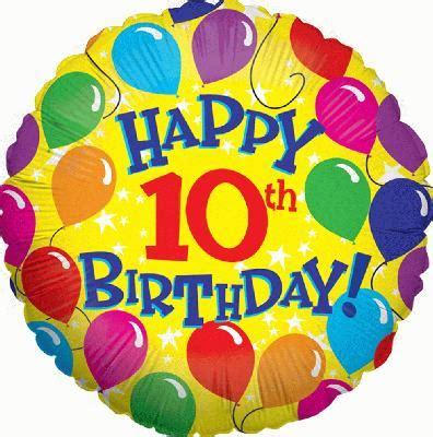 Happy 10th Birthday Wishes Happy 10th Birthday To My Beautiful Niece Trinity Catera