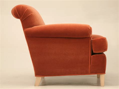 Custom Made Armchairs by Pair Of Custom Mohair Armchairs For Sale Plank