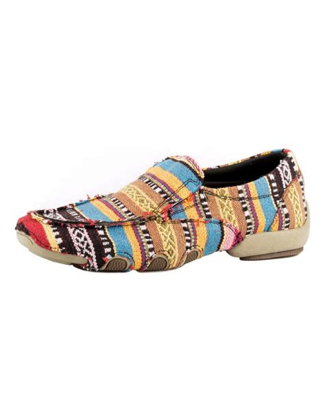 roper shoes womens roper western shoes womens slip on multicolor 09 021 1776
