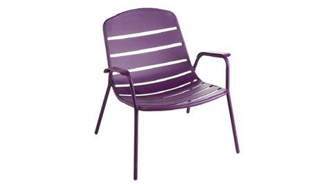 fauteuil de jardin carrefour nouvelle collection de mobilier de jardin chez carrefour