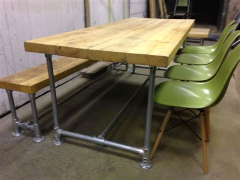 board table furniture wings furniture and interiors scaffold board table and bench