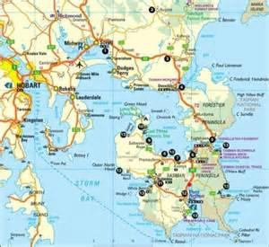 port arthur map the about port arthur seascape occupants movement