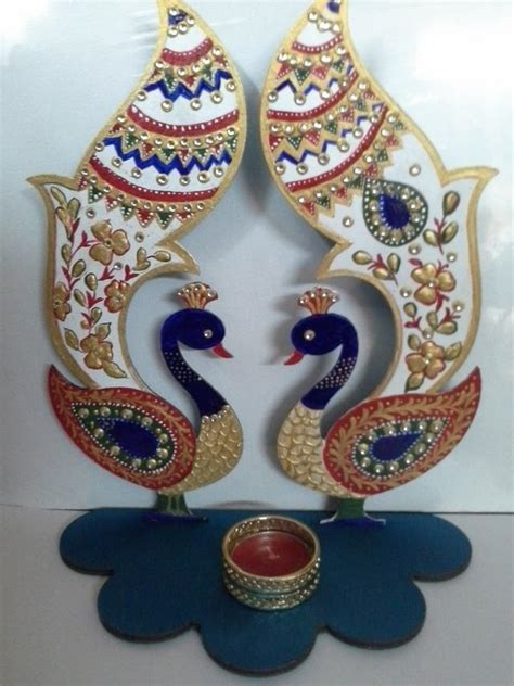 painting designs meenakari design painting on a diya stand youtube
