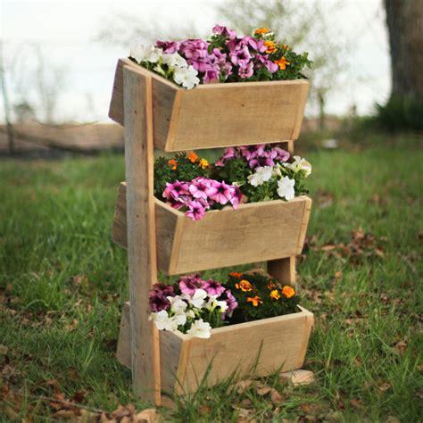 herb garden planter box items similar to reclaimed wood vertical garden outdoor