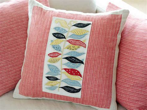 Make Cushions by How To Make A Cushion Cover