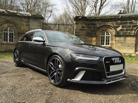 audi r6 avant for sale used 2016 audi rs6 for sale in west pistonheads