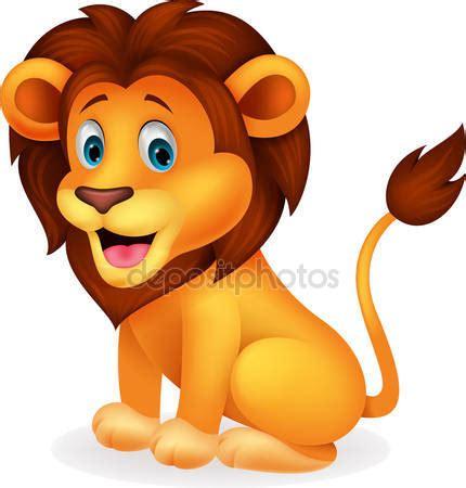 imagenes infantiles leon descargar de dibujos animados lindo le 243 n ilustraci 243 n