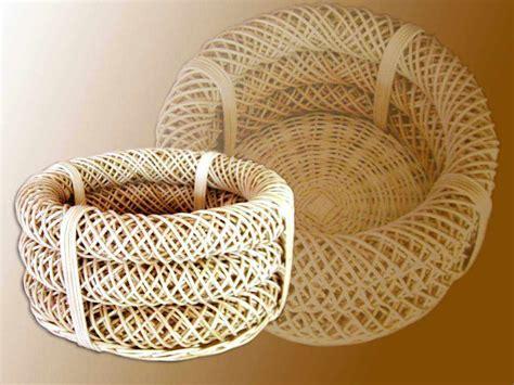 Keranjang Parcel rattan basket manufacturer from keranjang rotan rattan wicker basket storage log