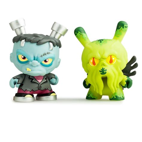 the odd ones the odd ones 3 quot blind box dunny series by scott tolleson