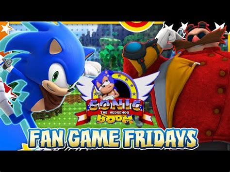 sonic fan games online vdyoutube download video quot fan game fridays sonic 1 boomed