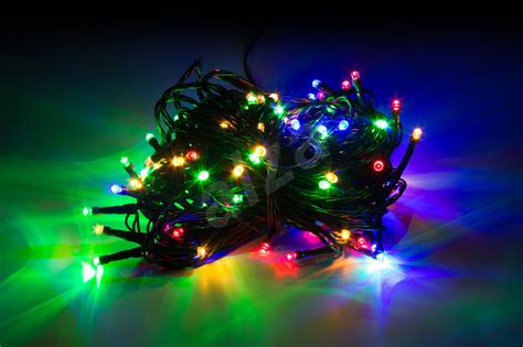 connect it led light chain ci 434 30 m christmas lights