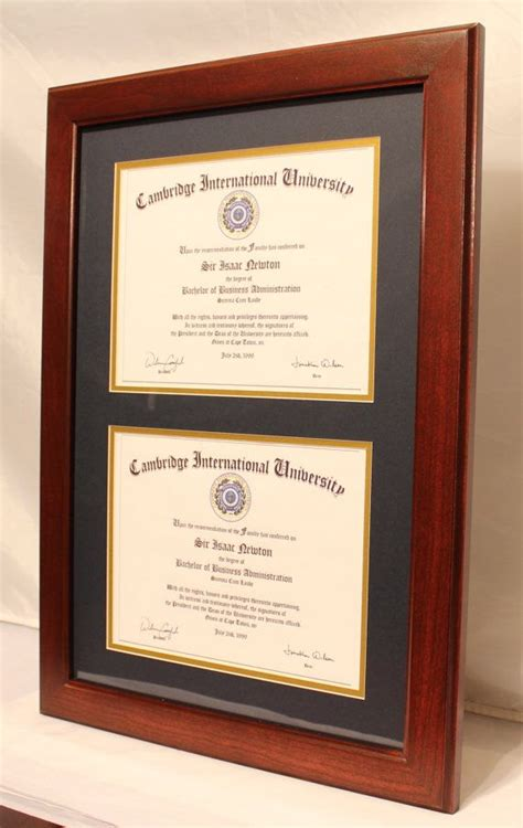 25 best ideas about diploma frame on diploma