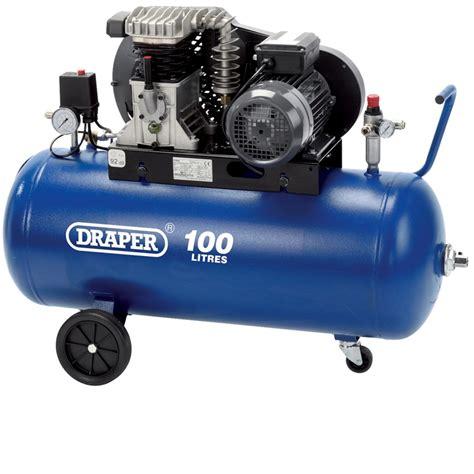 09531 100 litre 230v belt driven air compressor innovate electrical supplies ltd