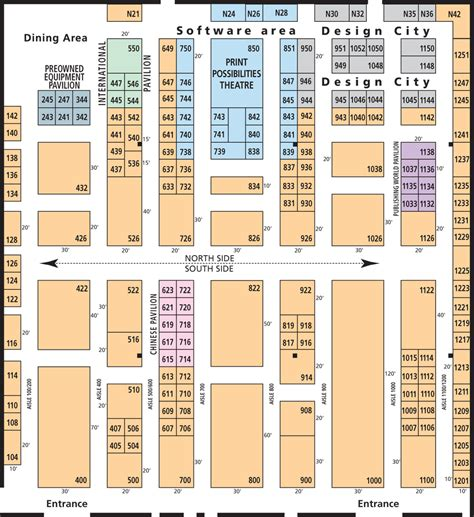 trade show floor plan software print world trade show and conference