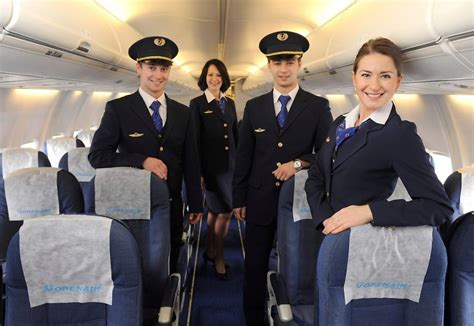 cabin crew in airlines skypro
