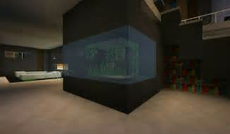 Minecraft Kitchen Furniture Modern Fish Tank Minecraft Pinterest Fish Tanks