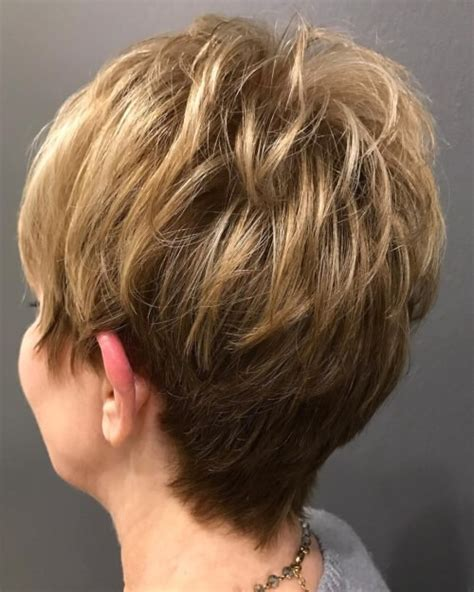 textured short hairstyles for women over 50 32 fresh and elegant hairstyles for women over 50 page 2