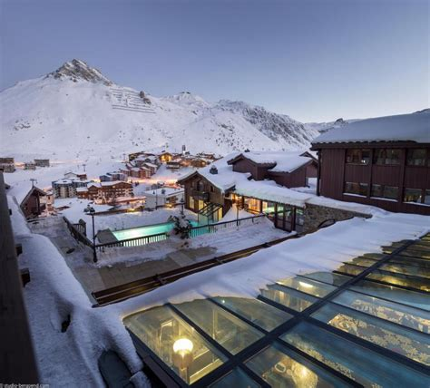 hotel tignes hotel montana tignes location vacances ski