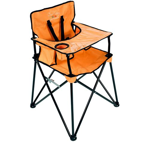 travel high chair with tray ciao baby portable highchair