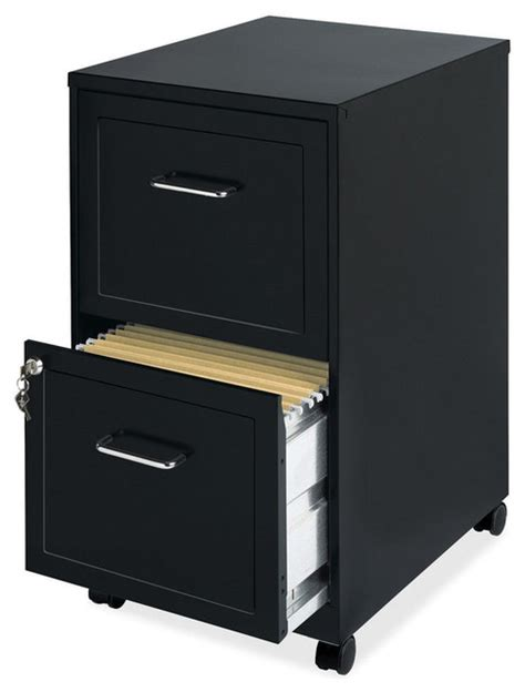 Locking 2 Drawer File Cabinet by Line Marketing Llc Black 2 Drawer Locking Vertical