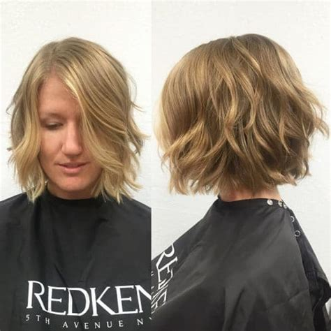 Shaggy Bob Hairstyle by 30 Layered Haircuts Right Now Trending For