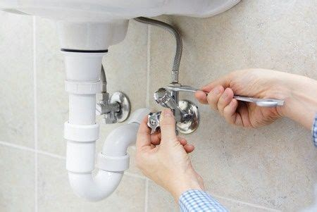 How To Plumb Bathroom Sink - installing a bathroom sink drain body absolute plumbing in concord