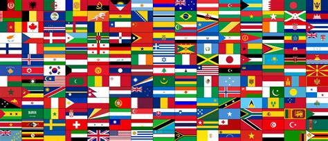 flags of the world background world flags wallpaper wallpapersafari