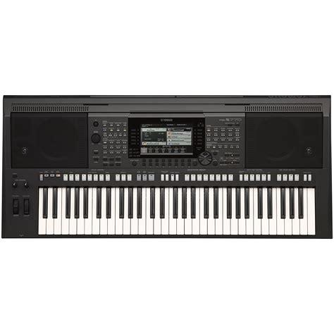 Keyboard Yamaha Psr S770 yamaha psr s770 171 keyboard