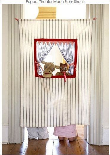 puppet theater curtain 1000 images about do it yourself projects to make our