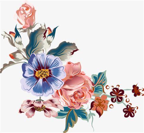 imagenes de flores dibujos dibujo acuarela pintada a mano de flores dibujos de