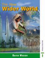 1408505118 the new wider world the new wider world by david waugh new rare second