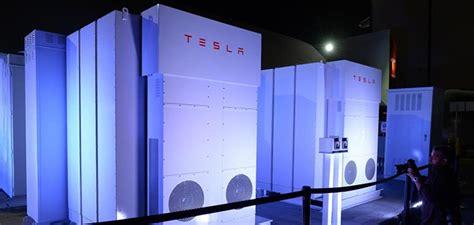 tesla  building  worlds biggest lithium ion battery