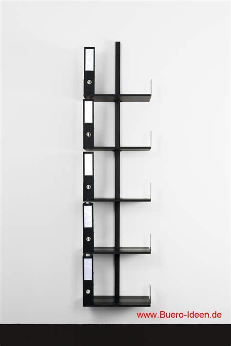 Ikea Ordnerregal by Totem Ordnerwandregal Mit Buchst 252 Tzen Mit Ordnerst 252 Tzen
