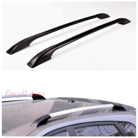 no drill roof rack 2pcs set for peugeot 307 roof racks aluminum roof boxes easy install without drilling luggage
