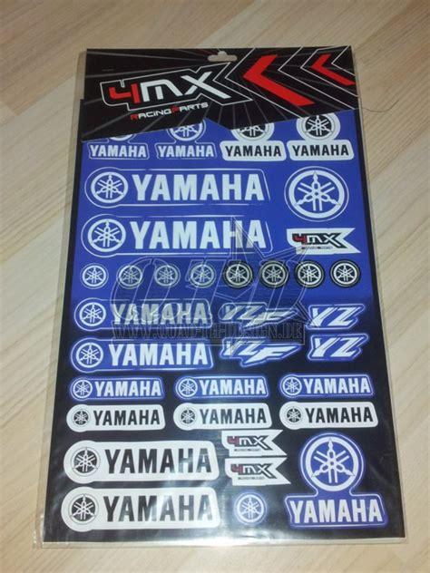 Yamaha Blaster Aufkleber by 4mx Sticker Aufkleber Sticker Kit Dekor Yamaha Ebay