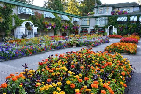 butchart gardens tourism victoria