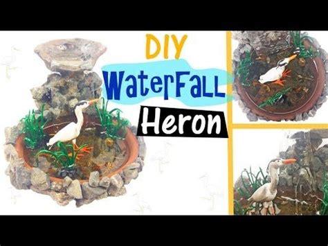 Diy Miniatur Papercraft Hewan Burung Cockatiel diy miniature bird waterfall environment resin polymer clay tutorial maybe try with