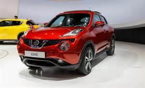 Nissan Juke 2015 2015 Nissan Juke Photo