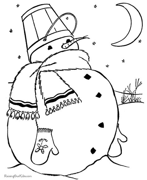 dibujos de navidad para colorear muñecos de nieve ba 218 l de navidad colorear tiernos mu 241 ecos de nieve