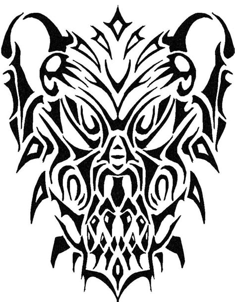 large tribal tattoo designs ideas and designs page 20