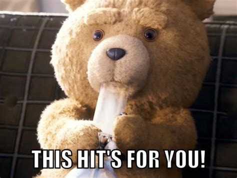 Ted Meme - ted reaches 1 million fans on facebook and universal