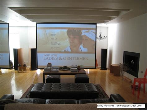 home theater living room avid beach homes property two del mar ocean view