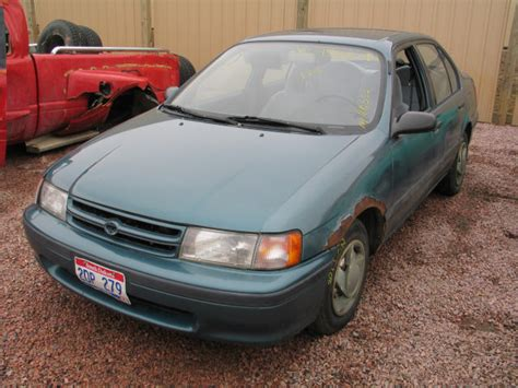 1994 toyota tercel ac a c air conditioning compressor 19806054