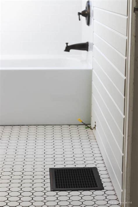 Bathroom Makeover Week 3: Tile   Love Grows Wild