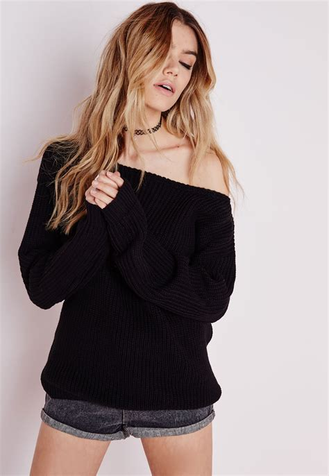 Shoo N Shoulder the gallery for gt the shoulder knit sweaters