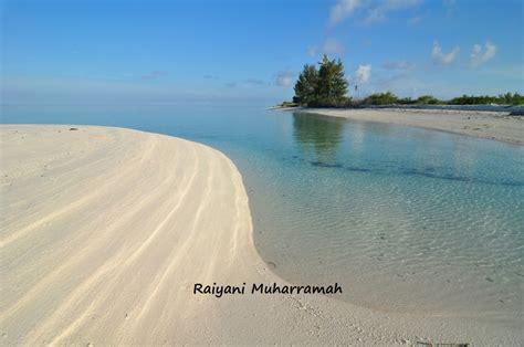 Ck 201 Pasir itinerary eksplor taka bonerate sulawesi selatan 6 hari