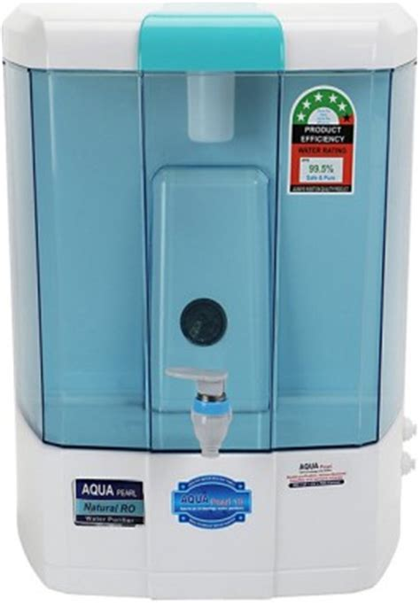 life of uv l in water purifier aqua pearl 12 l ro uv uf water purifier photos images