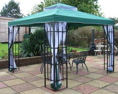 metal framed gazebo buckingham garden metal framed gazebo tent